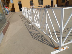 American 1170mm*2900mm Crowd Control Barrier pictures & photos