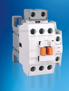 Gmc/Stc220VAC 50Hz AC Electrical Contactor Gmc Magnetic Contactor pictures & photos