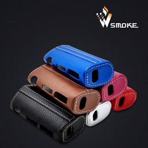 Wholesale Price Full Color Choice Istick Tc 40W Mod Box Leather Case pictures & photos