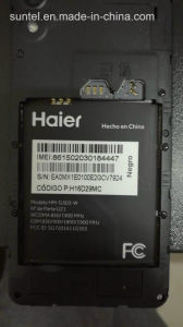 Hot Sell Mobile LCD Display Complete for Haier G303 pictures & photos