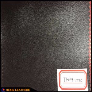 Synthetic PU Leather for Outdoor Furniture Hw-568 pictures & photos