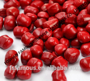 2017 Good Plastic Masterbatch Strong Red Masterbatch for ABS/PP/PE/Pet pictures & photos