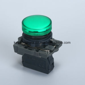 22mm 6V-380V Push Button Switch, Red and Green Colors pictures & photos