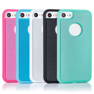 Top Selling Anti Gravity Nano Blank Phone Case iPhone 7 pictures & photos