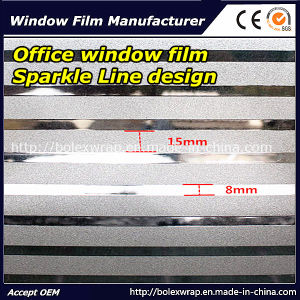 Sparkle Window Film Decorative Film Glass Window Film Office Window Film pictures & photos