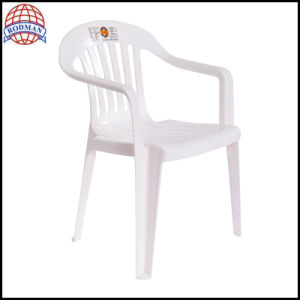 Chinese Three Colors Plastic Garden Armchair with High Quality pictures & photos