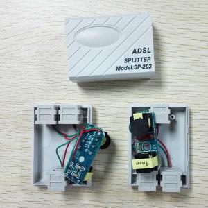 Phone Rj11 Line ADSL Splitter Modem Micro Filter Splitter pictures & photos