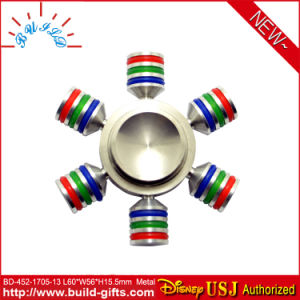 Hot Sale Metal Finger Spinner pictures & photos