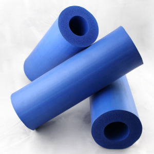 EPDM NBR EVA PVC Silicone Foam Tube / Hollow Foam Tubes / Foam Bicycle Tubes pictures & photos