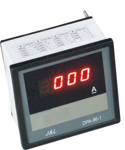 Digital Ammeter pictures & photos
