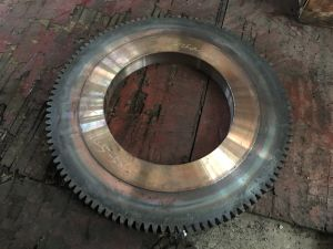 OEM CNC Machining Part Gear Forging pictures & photos