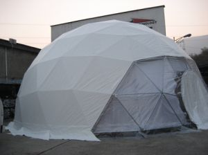 Outdoor Big Event Tent Galvanized Dome Tent pictures & photos