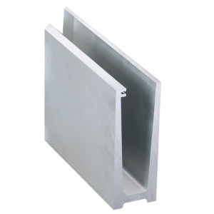 Aluminum Profile Easy Glass System pictures & photos