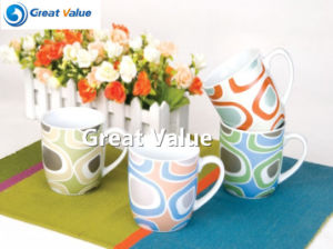 2017 New Design Porcelain Coffee Mug pictures & photos