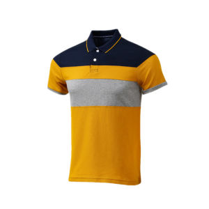 Men Cottom Fabric Leisure Polo Shirt with High Quality pictures & photos