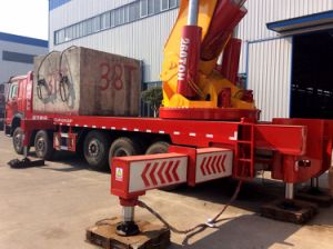 16 Wheels 260 Tons Heavy Duty Crane Truck pictures & photos