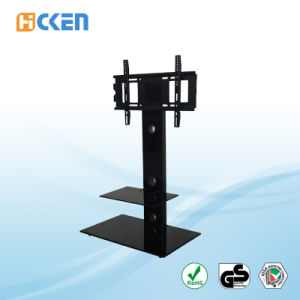 Wholesale Cheap High Quality Glass LCD LED Modern TV Stand pictures & photos