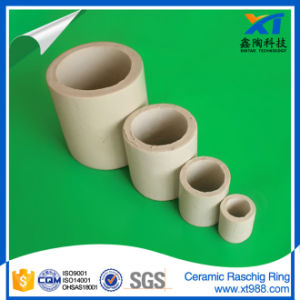 Stock! Ceramic Raschig Ring, Acid & Heat Resistance pictures & photos
