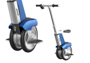 Electric One Wheel Unicycle Scooter with Seat pictures & photos