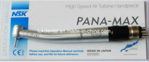 NSK Pana Max Push Button Dental Handpiece with Quick Coupling pictures & photos