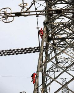 800kV Trnsmiaaion Angle Steel Tower pictures & photos