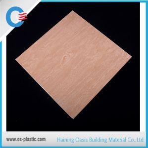Wooden Film 595mm PVC Ceiling Tiles pictures & photos