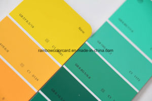 258 Color Standard Color Fandeck Card for Architecture pictures & photos