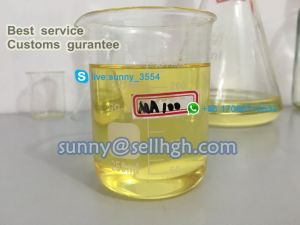 Muscle Building Steroids Methenolone Acetate Primobolan for Bulking Cycle pictures & photos