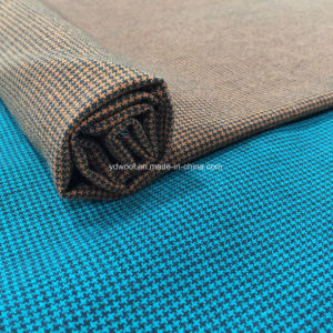Little Check Houndstooth Wool Fabric pictures & photos