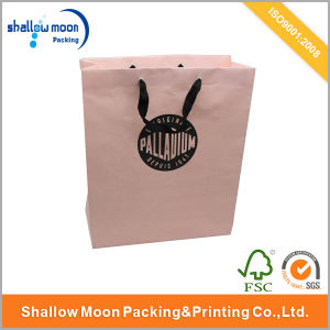 Luxury Custom Paper Gift Packaging Bag with Handle (AZ-121719) pictures & photos
