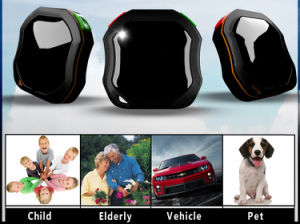 Mini Dog Cat Pet GPS Tracker Waterproof 400 Hours Standby Six Colors Dog Finder Ios / Android APP Free Website Tracking pictures & photos