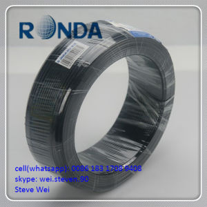 copper core PVC insulated flexible electrical wire pictures & photos