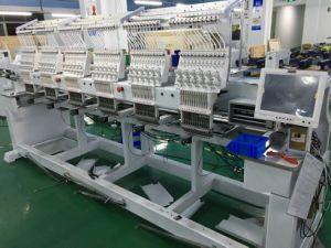 Wonyo 6 Head Cap Embroidery Machine Better Than Feiya Machine pictures & photos