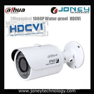 2 Megapixel 1080P Waterproof IR Dahua Hdcvi Camera pictures & photos