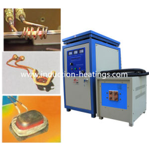 60 Kw Supersonic Frequency Induction Heating Annealing Machine with Top Quality pictures & photos