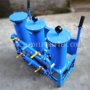 Small Portable Oil Filtering Machine pictures & photos