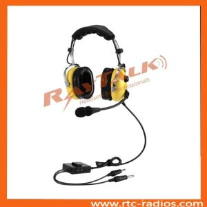 Over The Head Aviation Headset for General Aircraft pictures & photos