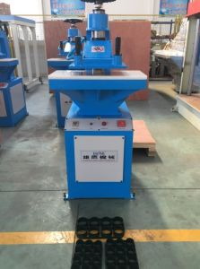 10t Hydraulic Swing Arm Cutting Machine for Wallet Components pictures & photos