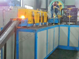 Medium Frequency Induction Heating Forging Furnace pictures & photos