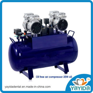 Very silent Oil Free Air Compressor pictures & photos