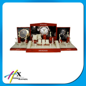 Personalized Luxury Wooden Watch Display Stand pictures & photos