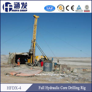Full Hydraulic Diamond Core Drilling Rig, Hfdx-4 pictures & photos