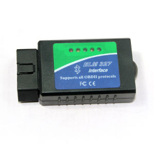 OBD OBD2 Elm 327 USB V2.1 Auto Code Reader Scanner pictures & photos