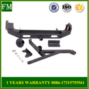 Rear Bumper with Spare Tire Bracket for Suzuki Jimny Auto Accessories pictures & photos