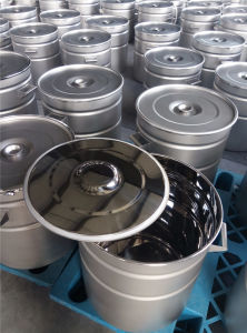 GMP Stainless Steel Buckets, Drum, Barrel SUS 304 SUS 316L pictures & photos
