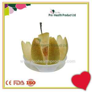 Kitchen Food Plastic Fruit Apple Cutter Slicer pictures & photos