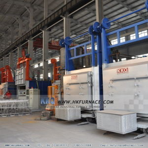 High Temperature Bogie-Hearth Electric Furnace pictures & photos