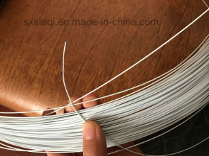 Nylon Galvanized Coated Steel Binding Wire pictures & photos