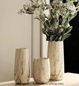 Porcelain Flower Vase for Home Decoration pictures & photos