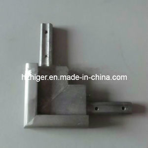 Custom Made Chrome Plated Aluminum Die Casting Corner Connector pictures & photos